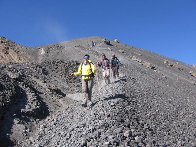 7 Day Kilimanjaro Climb Shira Route
